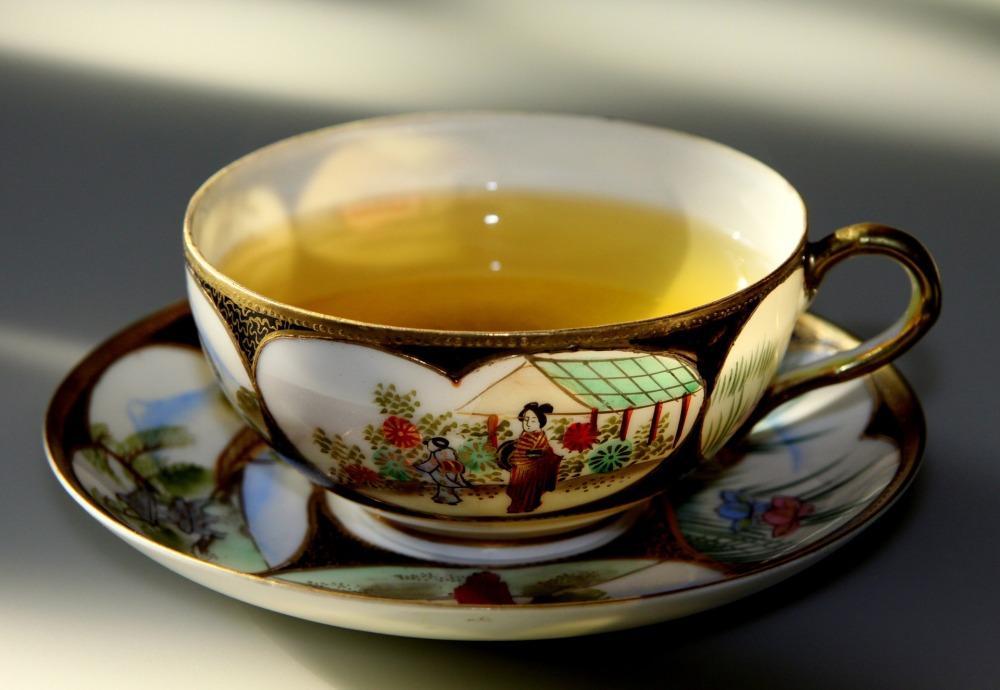 giappone tè