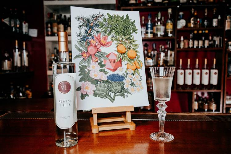 seven hill gin